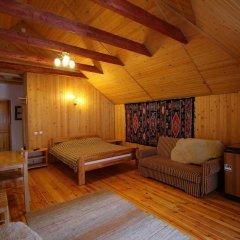 Семейный отель Горный Прутец комната для гостей фото 8