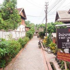 Отель Y Not Lao Villa фото 2