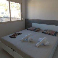 Отель Sunset Hostel Албания, Саранда - отзывы, цены и фото номеров - забронировать отель Sunset Hostel онлайн комната для гостей фото 5