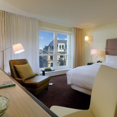 Отель The Westin Grand, Berlin 5* Стандартный номер разные типы кроватей фото 5