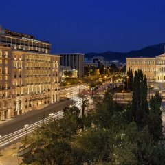 King George, A Luxury Collection Hotel Афины фото 4