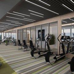 Marrion Hotel & Spa Улудаг фитнесс-зал