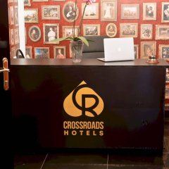 Гостиница Crossroads интерьер отеля фото 3