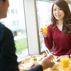 Отель Heiwadai Hotel Tenjin Япония, Фукуока - отзывы, цены и фото номеров - забронировать отель Heiwadai Hotel Tenjin онлайн питание фото 3