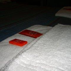 Hotel Mercurio ванная