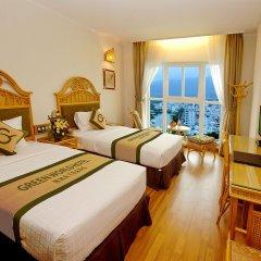 Green World Hotel Nha Trang Нячанг комната для гостей фото 2