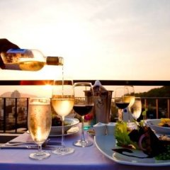 Отель Casa Del M Resort Phuket балкон