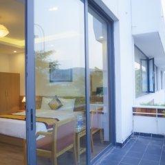 Ruby Hotel балкон