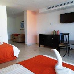 Отель Bayview Club at El Presidente удобства в номере