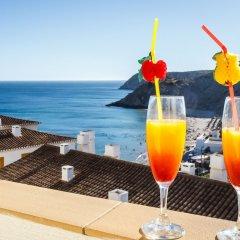 Hotel Praia do Burgau - Turismo de Natureza гостиничный бар