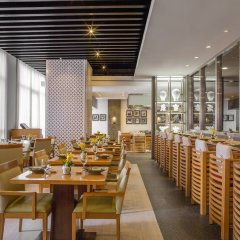 Отель Amwaj Rotana, Jumeirah Beach - Dubai питание фото 3