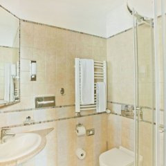 Отель Senacki Польша, Краков - отзывы, цены и фото номеров - забронировать отель Senacki онлайн ванная