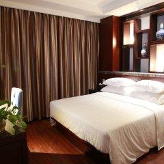 Отель Baolong Homelike Hotel-International Convention Center Китай, Шанхай - отзывы, цены и фото номеров - забронировать отель Baolong Homelike Hotel-International Convention Center онлайн комната для гостей фото 3