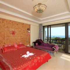 Отель Palm Beach Resort&Spa Sanya комната для гостей