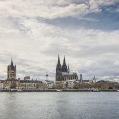 Отель Holiday Inn Express Cologne - City Centre Кёльн приотельная территория фото 2