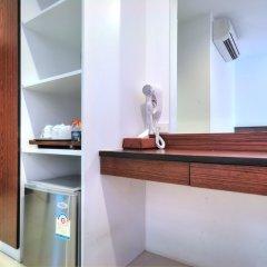 Отель Bs Residence Suvarnabhumi Бангкок удобства в номере фото 2