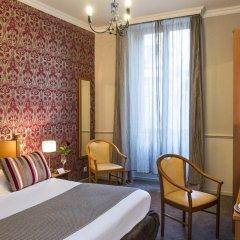 Отель Hôtel Vacances Bleues Le Royal Франция, Ницца - 4 отзыва об отеле, цены и фото номеров - забронировать отель Hôtel Vacances Bleues Le Royal онлайн комната для гостей