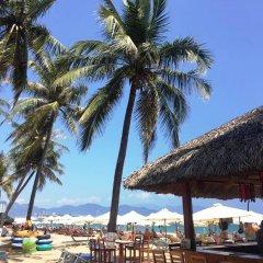 Aquatic Ocean Hotel пляж