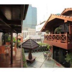 Отель Golden House @ Silom Бангкок балкон