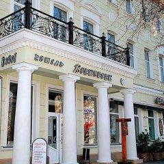Гостиница Континент Украина, Николаев - 1 отзыв об отеле, цены и фото номеров - забронировать гостиницу Континент онлайн вид на фасад фото 2