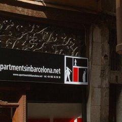 Отель AinB Picasso Corders Apartments Испания, Барселона - отзывы, цены и фото номеров - забронировать отель AinB Picasso Corders Apartments онлайн интерьер отеля фото 3