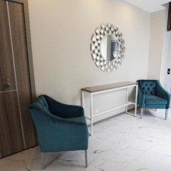 Апартаменты Capital's St Luxury Apartments Мехико комната для гостей фото 3