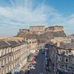 Отель DoubleTree by Hilton Edinburgh City Centre фото 4