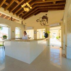Отель Quinta Del Sol By Solmar Кабо-Сан-Лукас интерьер отеля