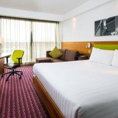 Отель Hampton by Hilton Liverpool City Center Великобритания, Ливерпуль - отзывы, цены и фото номеров - забронировать отель Hampton by Hilton Liverpool City Center онлайн комната для гостей