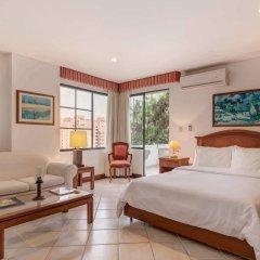 Отель Travelers Suites Juanambú Колумбия, Кали - отзывы, цены и фото номеров - забронировать отель Travelers Suites Juanambú онлайн комната для гостей фото 3