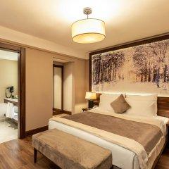 Dorukkaya Ski & Mountain Resort Турция, Болу - отзывы, цены и фото номеров - забронировать отель Dorukkaya Ski & Mountain Resort онлайн комната для гостей фото 4
