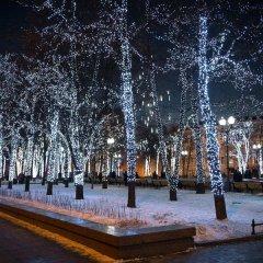 Apelsin Hotel on Sretenskiy Boulevard Москва развлечения