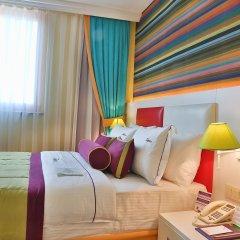 Отель QUA Стамбул комната для гостей фото 4