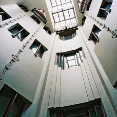 Grand Hotel Amrath Amsterdam Амстердам парковка