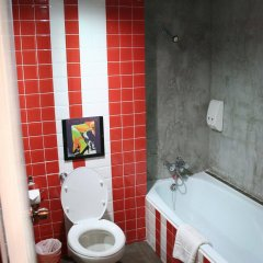 Отель Baiyoke Boutique Таиланд, Бангкок - 2 отзыва об отеле, цены и фото номеров - забронировать отель Baiyoke Boutique онлайн ванная фото 3