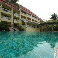 Отель Krabi Success Beach Resort бассейн фото 3