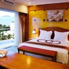 Отель Memory Hotel Nha Trang Вьетнам, Нячанг - отзывы, цены и фото номеров - забронировать отель Memory Hotel Nha Trang онлайн комната для гостей фото 2
