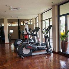 Отель The Royal Senchi Акосомбо фитнесс-зал фото 2
