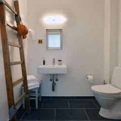 Отель Carmel Дания, Орхус - отзывы, цены и фото номеров - забронировать отель Carmel онлайн ванная