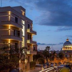 Отель Roma Dreaming Италия, Рим - отзывы, цены и фото номеров - забронировать отель Roma Dreaming онлайн вид на фасад
