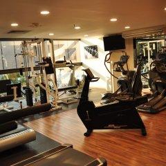 Отель Radisson Paraiso Мехико фитнесс-зал фото 4