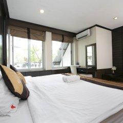 Отель Everest Boutique 8 Inn Бангкок комната для гостей
