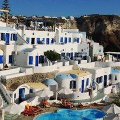 Отель Jb Villa Греция, Остров Санторини - отзывы, цены и фото номеров - забронировать отель Jb Villa онлайн бассейн