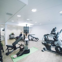 Отель City Living Studio by Storchen Zürich Швейцария, Цюрих - отзывы, цены и фото номеров - забронировать отель City Living Studio by Storchen Zürich онлайн фитнесс-зал фото 3