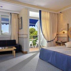 Отель Hipotels Eurotel Punta Rotja & Spa комната для гостей фото 4