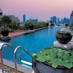 Отель Banyan Tree Bangkok Бангкок бассейн фото 2