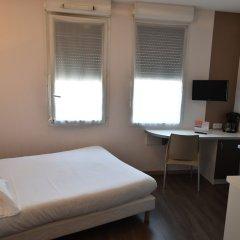 Отель Montempô Apparthôtel Lyon Sud Франция, Лион - 1 отзыв об отеле, цены и фото номеров - забронировать отель Montempô Apparthôtel Lyon Sud онлайн комната для гостей фото 5