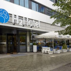 H2 Hotel Berlin Alexanderplatz питание
