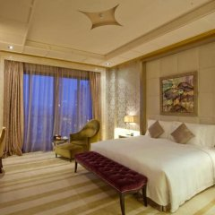 Отель Chateau Star River Pudong Shanghai Китай, Шанхай - отзывы, цены и фото номеров - забронировать отель Chateau Star River Pudong Shanghai онлайн комната для гостей фото 4