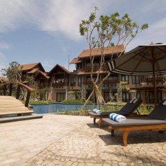 Отель Anantaya Resort and Spa Passikudah пляж